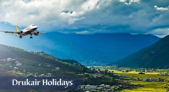 Drukair Royal Bhutan Airlines